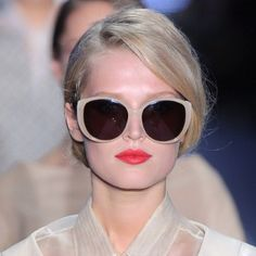 Classically chic - what else would you expect  www.focalglasses.com Best Vision in The World!