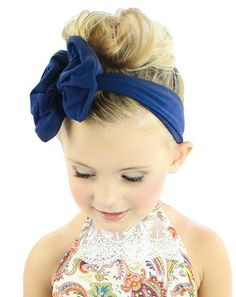 Knotted Bow Headbands