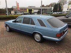 1986 Mercedes-Benz Estate produced for the Japanese market) Merc Benz, Luxury Van, Mercedez Benz, Classic Mercedes, Classy Cars, Shooting Brake, Mercedes Benz Cars, Car Wheels, Classic Trucks