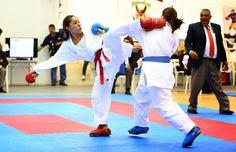 Listo Equipo de Karate para el Mundial de Alemania ~ Ags Sports
