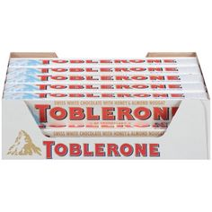 Toblerone Chocolate, Swiss Chocolate, Chocolate Sweets, Chocolate Lovers, Chocolate Bars, Gourmet Recipes, Snack Recipes, Candy For Sale, Junk Food Snacks