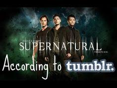 Best description of Supernatural. Ever.