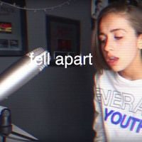 Tate Mcrae Fell Apart by Zoe Doss on SoundCloud Dance Music Videos, Music Video Song, Underrated Artists, Apple Watch Fashion, Best Friends Aesthetic, She Song, Falling Apart, Her Music, Song Lyrics