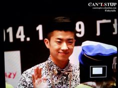 My first love, Jang Wooyoung.