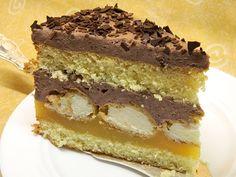 Orangen-Schokoladen Torte, ein schmackhaftes Rezept aus der Kategorie Torten. Bewertungen: 8. Durchschnitt: Ø 4,3.