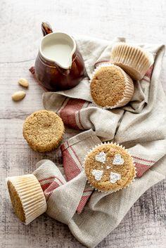 Torte Cake, Cake & Co, Almond Muffins, Bakery Cakes, Vegan, Food Art, Food Inspiration, Italian Recipes, Banana Bread
