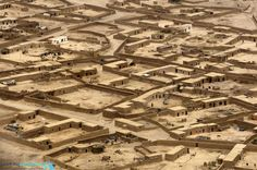 Fabricated Landscapes: A bird's-eye view of the world: Kandahar City, Afghanistan Places Around The World, Around The Worlds, Cradle Of Civilization, Central Europe, Stonehenge, Birds Eye View, Ancient Civilizations, Heritage Site, Aerial View