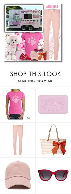 """Pop-Up-Shop: Doggie Bath & Dash"" by majezy ❤ liked on Polyvore featuring Los Angeles Pop Art, Balenciaga, Gabriella Rocha, Forever 21, Alexander McQueen and NIKE"