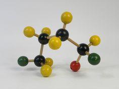 vintage molecule set