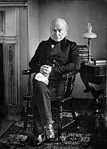 6. John Quincy Adams