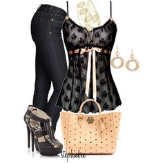 Untitled #773 by stephiebees on Polyvore