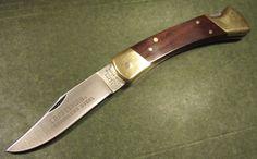 Vintage Sears Craftsman USA 95206 Lock Back Blade Hunter Hunting Pocket Knife #SearsCraftsman