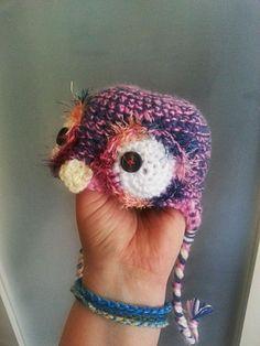 Cute baby crochet hat. Owl Baby Girl Hats 5ba3bd5a0585