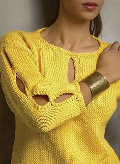 Ravelry: Brooke pattern by Andra Knight-Bowman Source by christam. Ravelry: Brooke pattern by Andra Knight-Bowman Source by christamauhart Girls Sweaters, Baby Sweaters, Winter Sweaters, Ravelry, Woolen Tops, Baby Overall, Half Jacket, Diy Mode