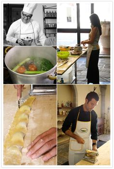 """""""Cooking in Tuscany"""" - Cooking Class in Italy"""
