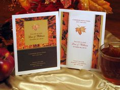 AUTUMN FALL hot apple cider wedding favors by shadow090109 on Etsy, $1.75