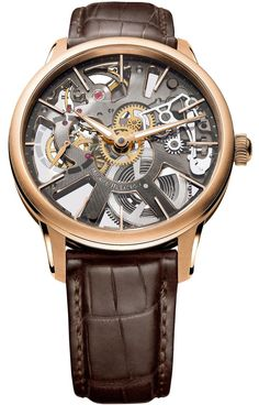 Maurice Lacroix Masterpiece Round Watches  Page 10 of 10  EALUXECOM