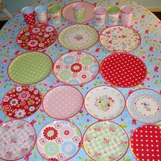 Some of our Green Gate melamine collection  Flickr - Photo Sharing