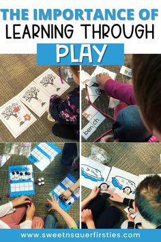 Learning through play is such a powerful way to differentiate instruction for you lower elementary students. Kindergarten, first grade, and second grade students thrive with play based learning in the classroom. It allows them to be creative and explore the world around them. Play based learning activities include sensory play, imaginative scenarios, and things that challenge their fine and gross motor skills. You can use play based learning as part of your literacy and math centers.