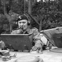 General Maczek - a hero amongst us « Polish Scottish Heritage Poland History, Ww2 History, Military History, Poland Ww2, Warsaw Uprising, British Army, Armed Forces, World War Two, Wwii