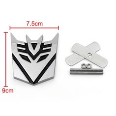 Mad Hornets - Product Reviews grill badge  5 Star Review Posted by Unknown on 19th Jul 2017  Very nice badge, solid .Not flimsy .nice detail ..great for your front grill.. Very happy thanks.. Item was posted very fast.