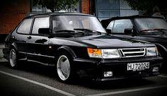 An Awesome '90 Saab 900 Turbo With Saab Body Kit
