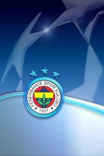 Fenerbahce Champions League iPhone Wallpapers
