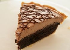 Brownie-Nutella Mousse Pie (singforyoursupperblog.com)