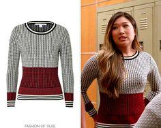Diane Von Furstenberg Microstitch Wool Sweater - $149.00 Worn with: Steve Madden boots