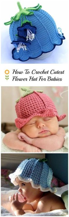 Crochet Baby Hat With Bell – Video Tutorial