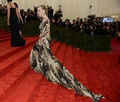 Amanda Seyfried in Givenchy.