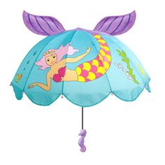 Find great umbrellas such as 3D Mermaid Umbrella at Umbrellas.com. Free shipping on qualifying orders.
