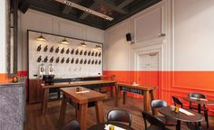 Taking its cue from Amsterdam's longstanding brewing culture, Hoppa is the newest venue to burst on to the city's bar scene. Launched by Bert van der Leden and Alex Jaspers — owners of restaurant group IQ Creative — the venue rides the wave of ...