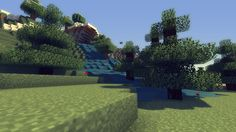 Minecraft with shaders is so amazing :) Get this shaders on http://www.likeminecraft.com/shaders/