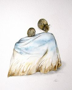 ✿Mother✿ mother and son ~ Claudia Tremblay