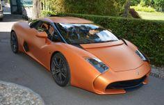 Lamborghini 5-95 Zagato   | Drive a Lambo @ http://www.globalracingschools.com