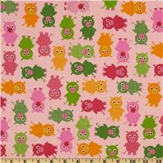 Urban Zoologie Baby Pigs Bright- quilts?