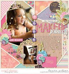makeup+princess - Scrapbook.com