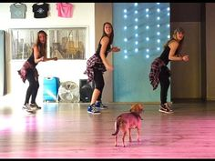 Fitness Dance - Get Ugly - Jason Derulo - Choreography - Netherlands - W...