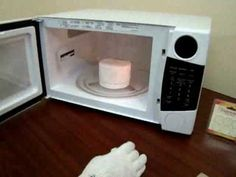 Learn how to fuse glass in your microwave