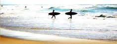 Hossegor Hostel Surf Camp, Ecole & Surfaris - nomadsurfers.com