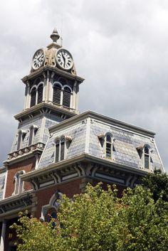 Historic Courthouse in Medina, #Ohio