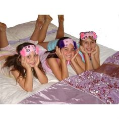 Sleepover Mask Craft Kit - TWIGGI