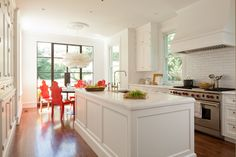 Kitchen / Breakfast Room View