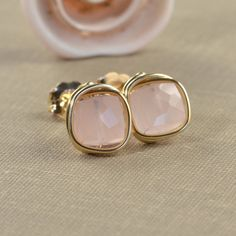 light pink and gold