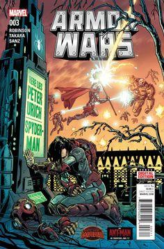Armor Wars #3 - Chapter III: Fight Night