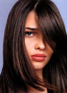 Light brown highlights on dark hair 2013 | Top Fashion Stylists