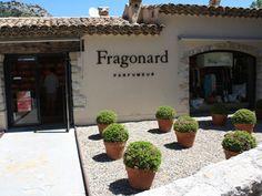 Fragonard Parfumeur  Eze, France  2001