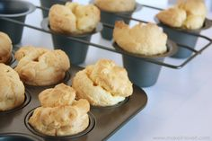 Gluten Free Popovers (so good...you won't know they're gluten free!) --- Make It and Love It (in the KITCHEN)