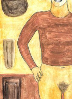 ZA - 2015 (watercolour on paper) #contemporaryart #artecontemporanea #artcontemporain #contemporarypainting #artecontemporaneo #kunst